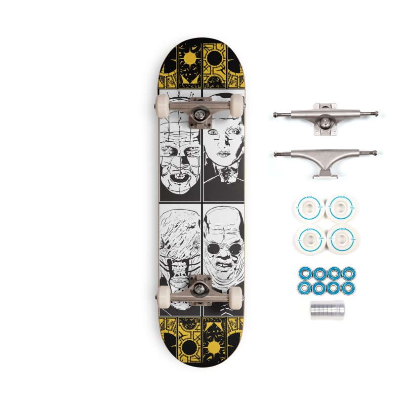 """Life of Pain """"Lemarchand"""" Variant Accessories Complete - Basic Skateboard by Cold Lantern Design"""