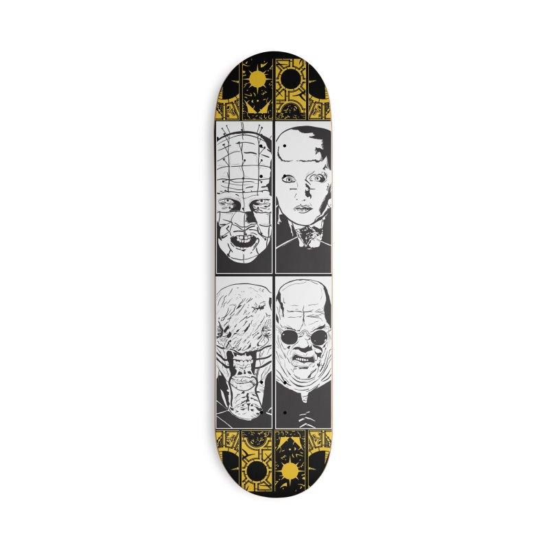 "Life of Pain ""Lemarchand"" Variant Accessories Deck Only Skateboard by Cold Lantern Collection"