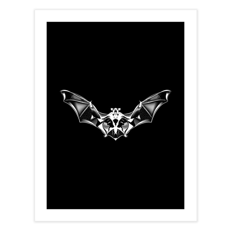 Order of the Chiroptera Home Fine Art Print by Cold Lantern Collection