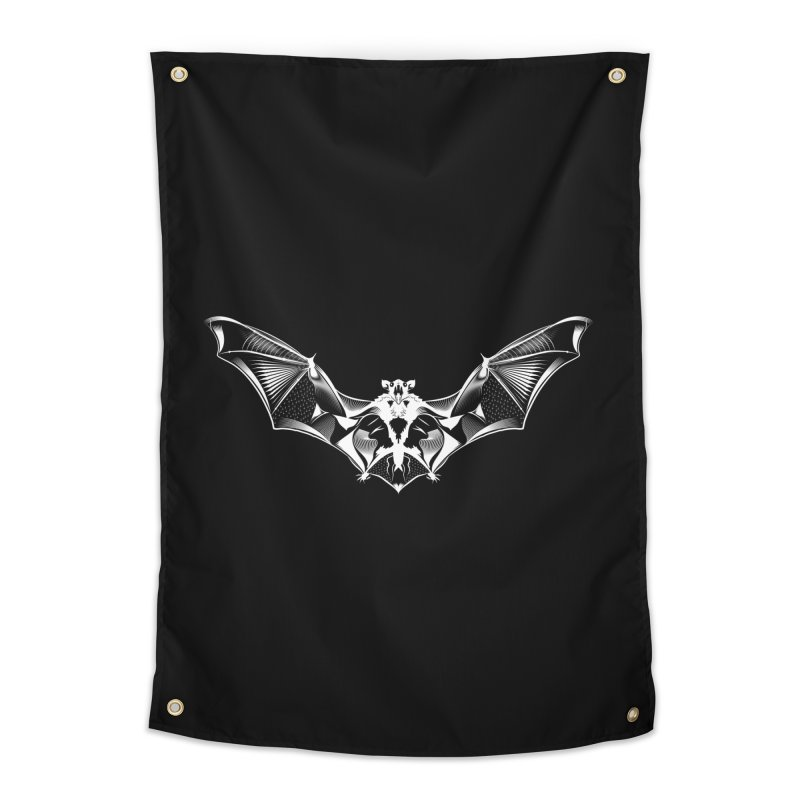 Order of the Chiroptera Home Tapestry by Cold Lantern Collection