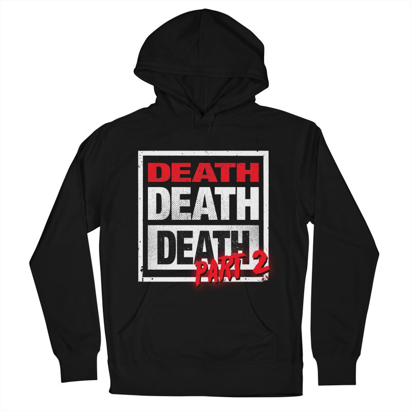 DEATH II Men's Pullover Hoody by Cold Lantern Collection