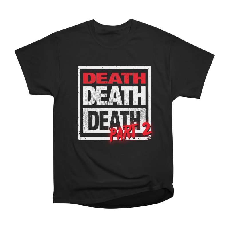DEATH II Men's Classic T-Shirt by Cold Lantern Collection