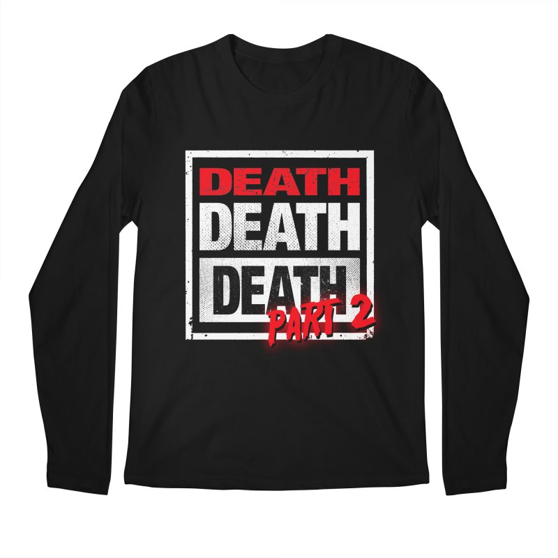 DEATH II Men's Longsleeve T-Shirt by Cold Lantern Collection