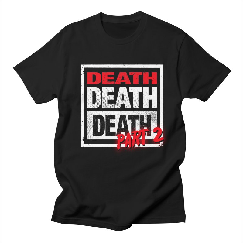 DEATH II Men's T-shirt by Cold Lantern Collection