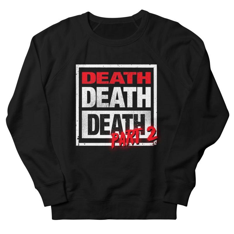 DEATH II Men's Sweatshirt by Cold Lantern Collection