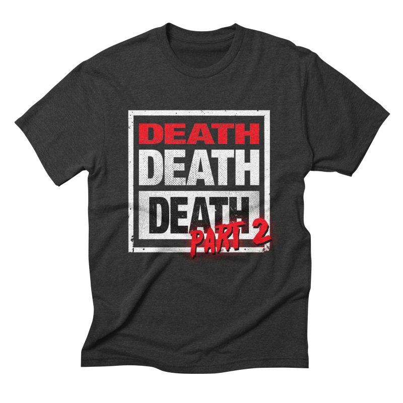 DEATH II Men's Triblend T-shirt by Cold Lantern Collection