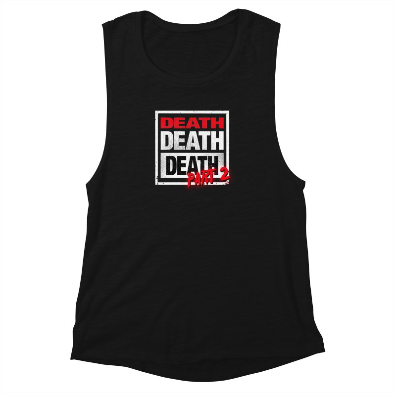 DEATH II Women's Muscle Tank by Cold Lantern Collection