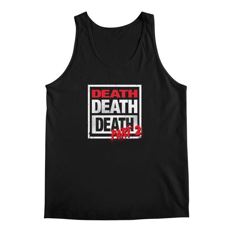 DEATH II Men's Tank by Cold Lantern Collection