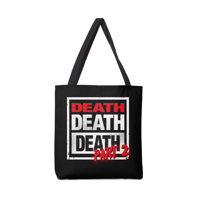 DEATH II Accessories Bag by Cold Lantern Collection