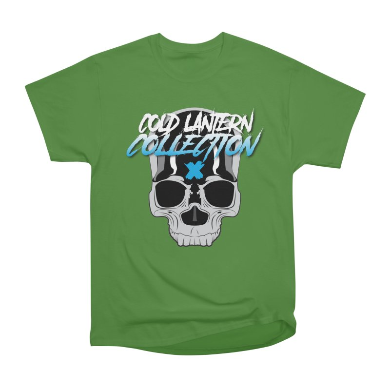 Cold Lantern Logo V2 Men's Classic T-Shirt by Cold Lantern Collection