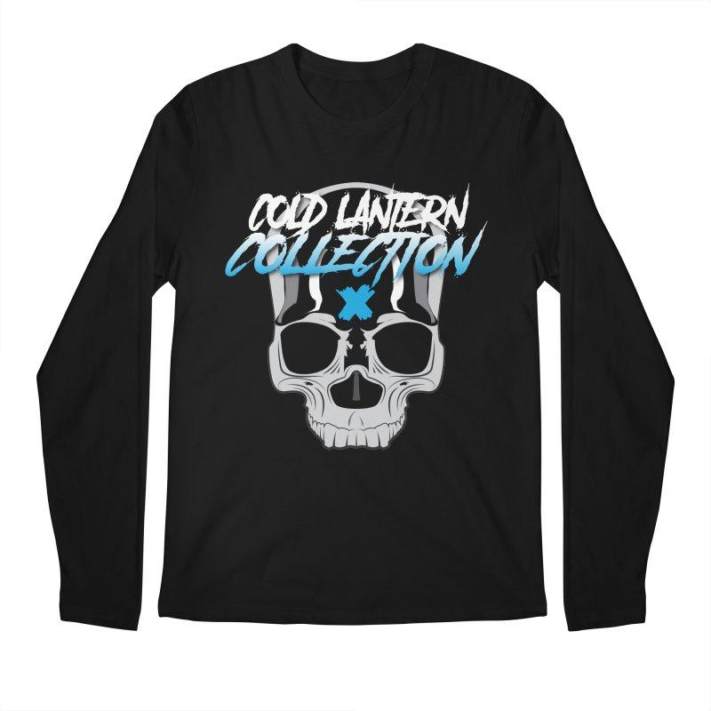 Cold Lantern Logo V2 Men's Longsleeve T-Shirt by Cold Lantern Collection
