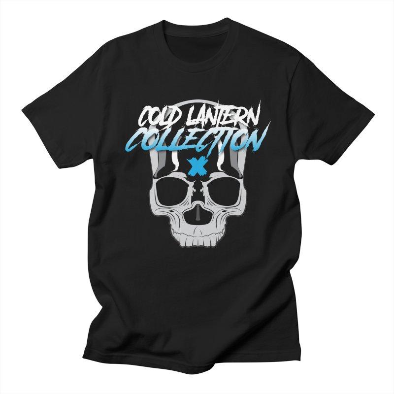 Cold Lantern Logo V2 in Men's T-shirt Black by Cold Lantern Collection