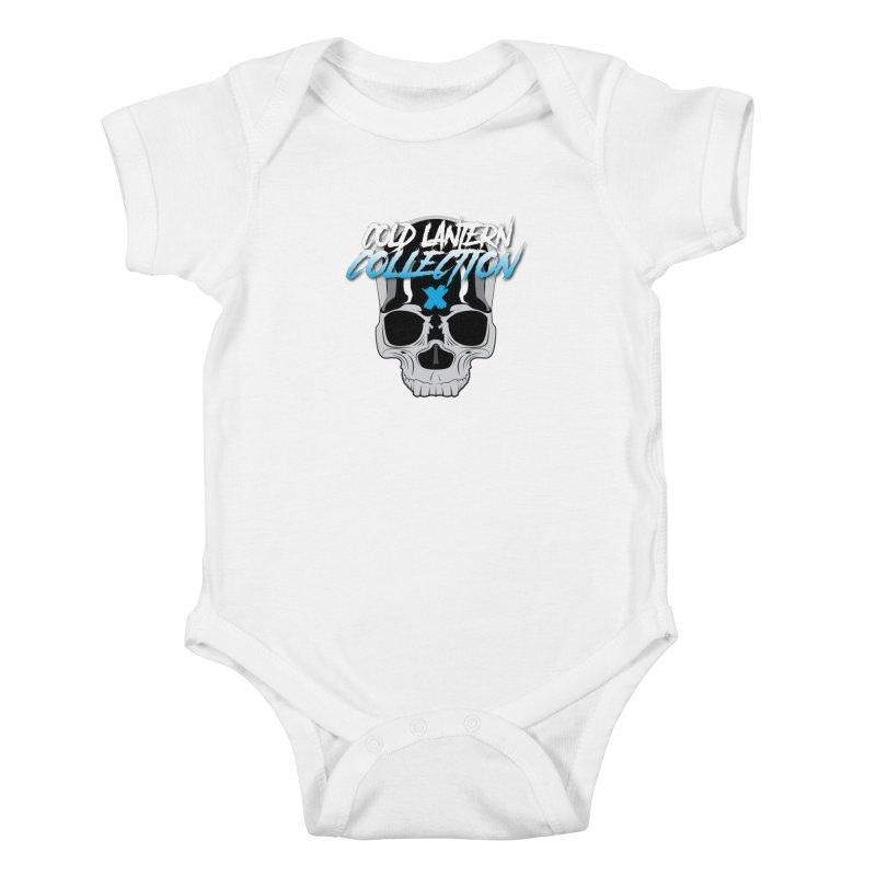Cold Lantern Logo V2 Kids Baby Bodysuit by Cold Lantern Collection