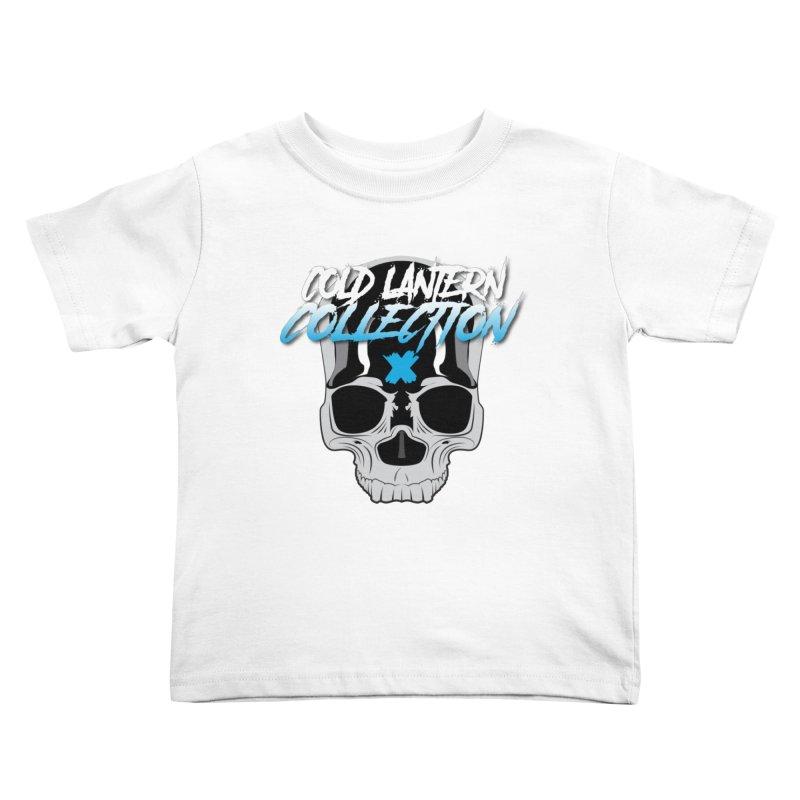 Cold Lantern Logo V2 Kids Toddler T-Shirt by Cold Lantern Collection