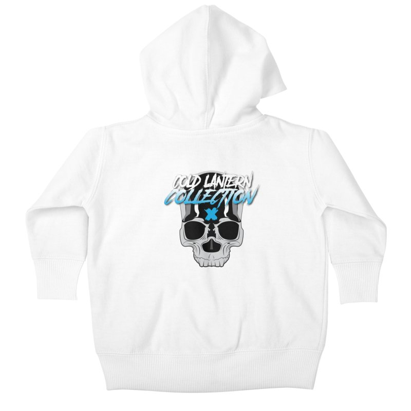 Cold Lantern Logo V2 Kids Baby Zip-Up Hoody by Cold Lantern Collection
