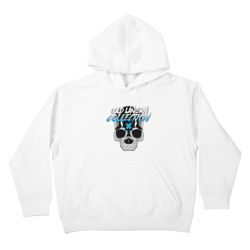 Cold Lantern Logo V2 Kids Pullover Hoody by Cold Lantern Collection