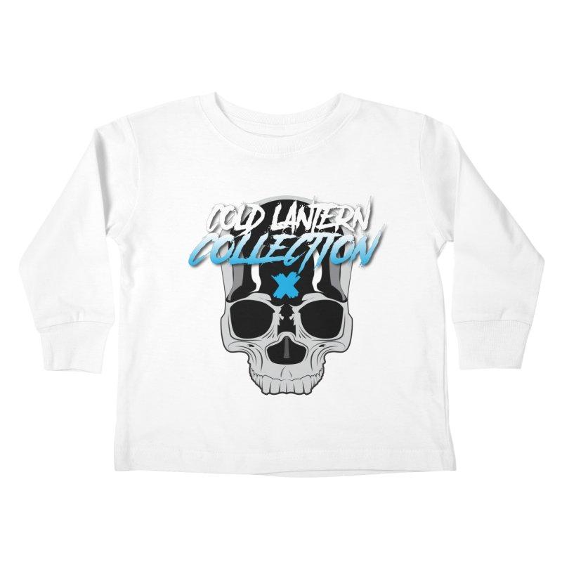 Cold Lantern Logo V2 Kids Toddler Longsleeve T-Shirt by Cold Lantern Collection