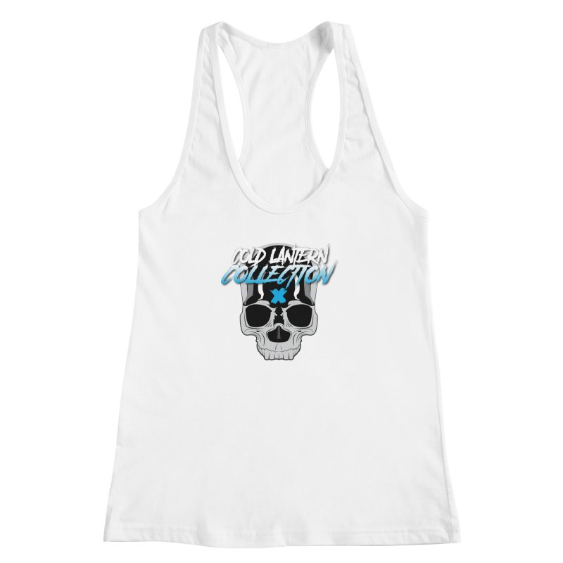 Cold Lantern Logo V2 Women's Racerback Tank by Cold Lantern Collection