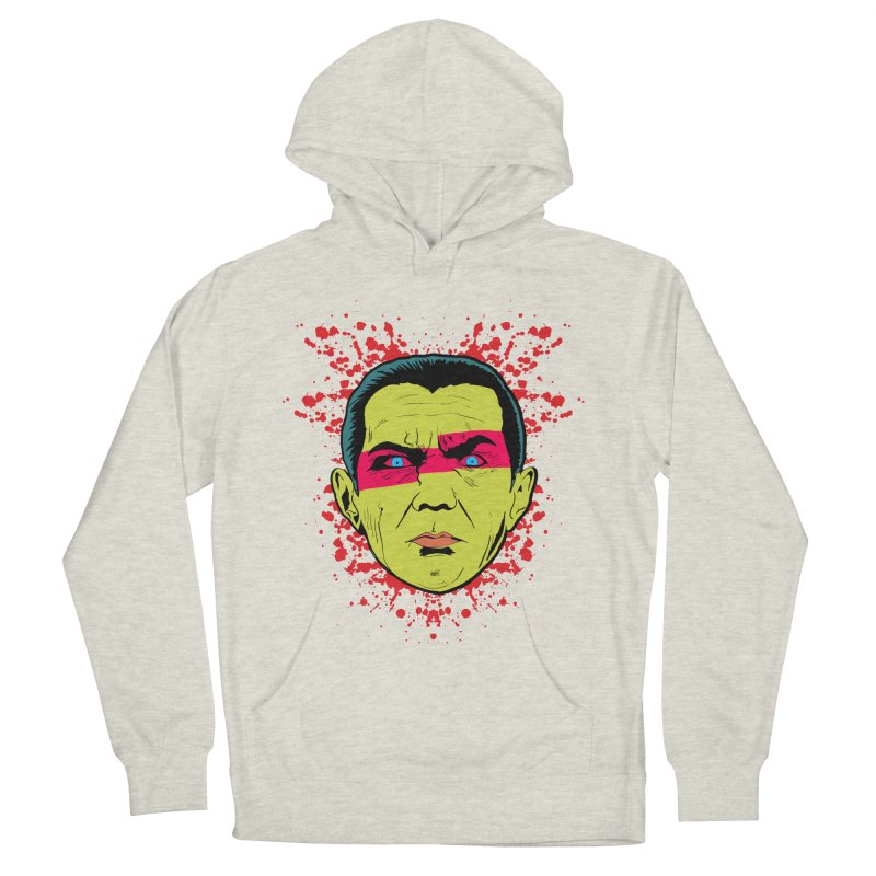 Bela Is Alive Men's Pullover Hoody by Cold Lantern Collection