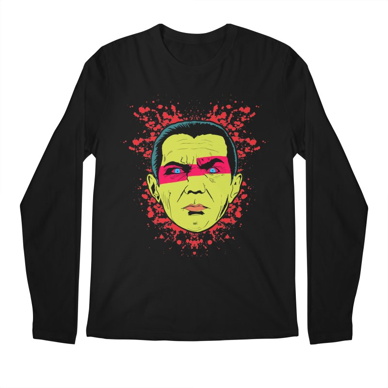Bela Is Alive Men's Longsleeve T-Shirt by Cold Lantern Collection