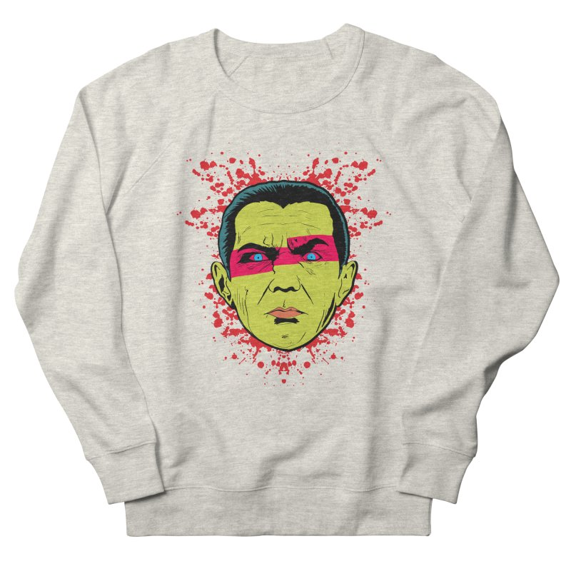 Bela Is Alive Men's Sweatshirt by Cold Lantern Collection
