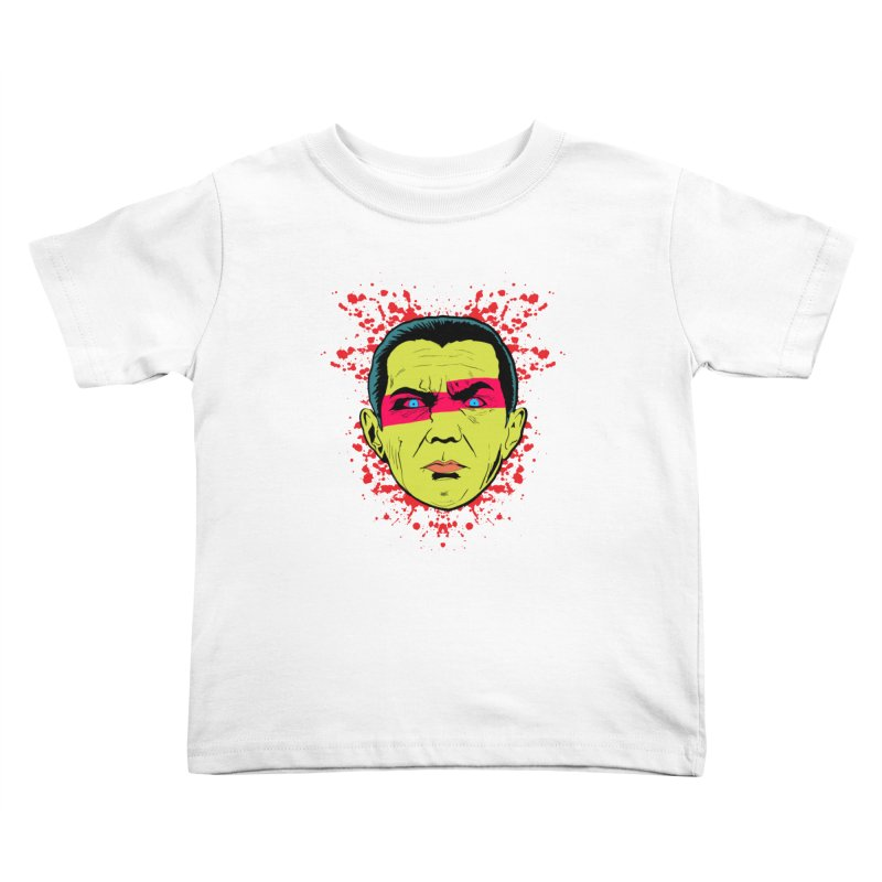 Bela Is Alive Kids Toddler T-Shirt by Cold Lantern Collection