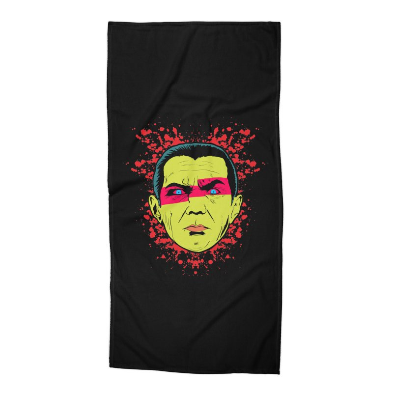 Bela Is Alive Accessories Beach Towel by Cold Lantern Collection