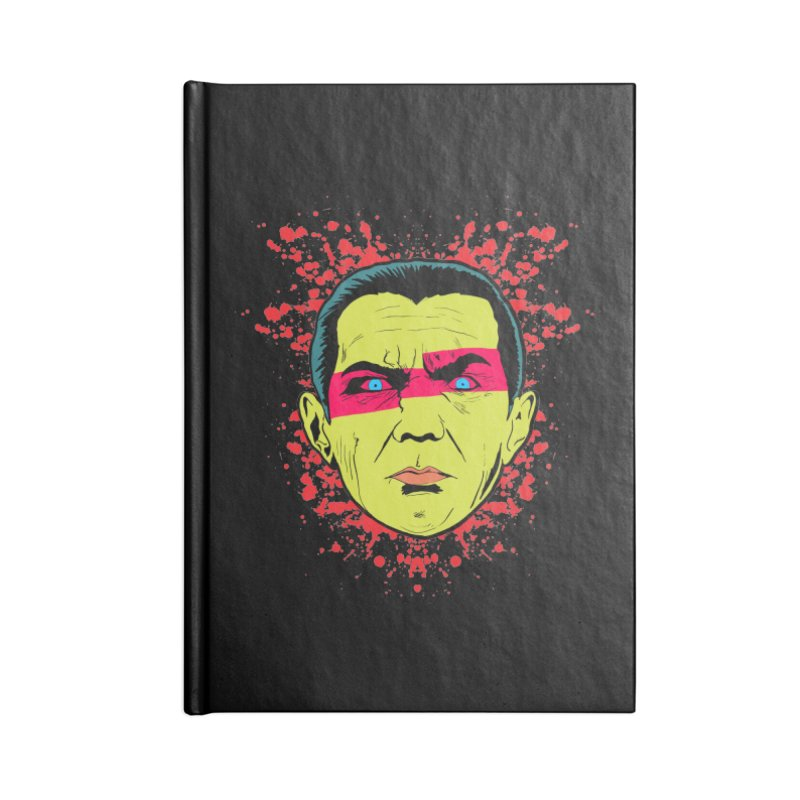 Bela Is Alive Accessories Notebook by Cold Lantern Collection