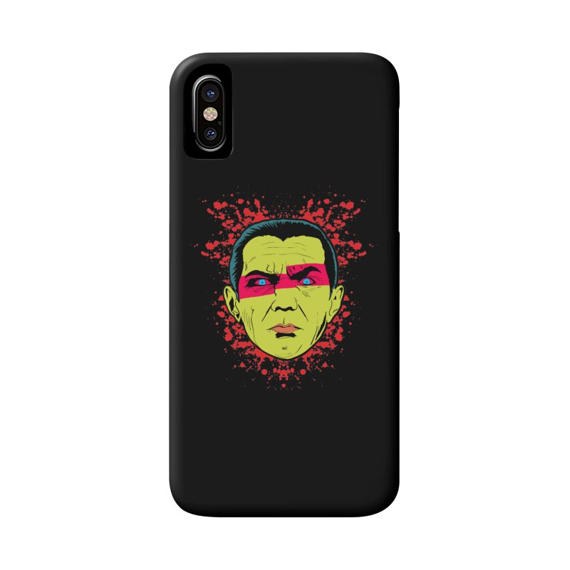 Bela Is Alive Accessories Phone Case by Cold Lantern Collection