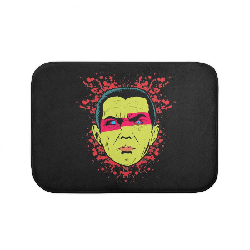 Bela Is Alive Home Bath Mat by Cold Lantern Collection