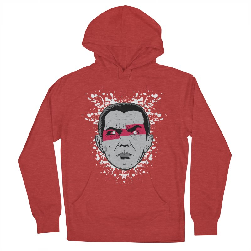 Bela is Red Variant Women's Pullover Hoody by Cold Lantern Collection