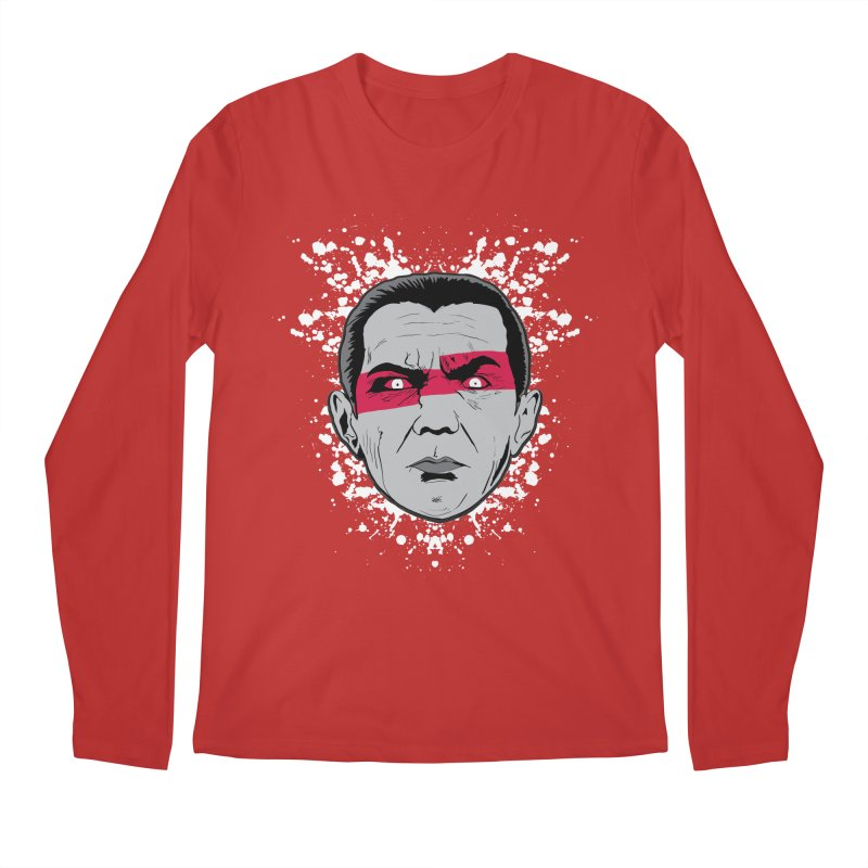 Bela is Red Variant Men's Longsleeve T-Shirt by Cold Lantern Collection