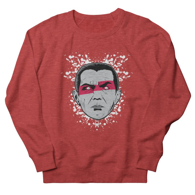 Bela is Red Variant Men's Sweatshirt by Cold Lantern Collection