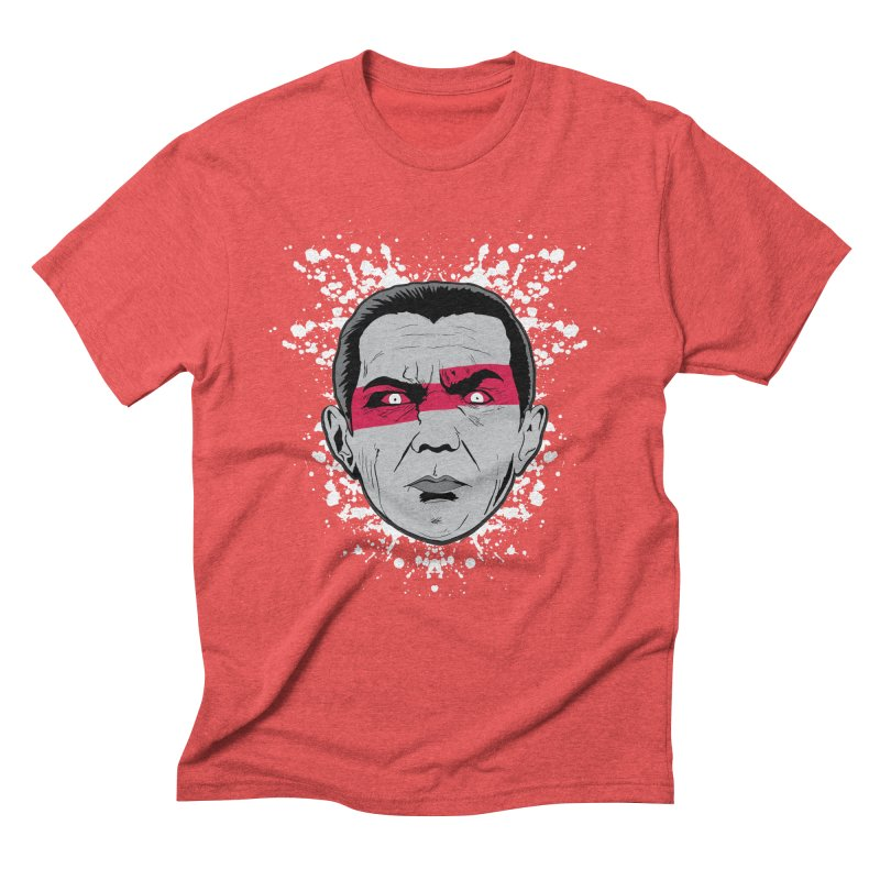 Bela is Red Variant Men's Triblend T-Shirt by Cold Lantern Collection
