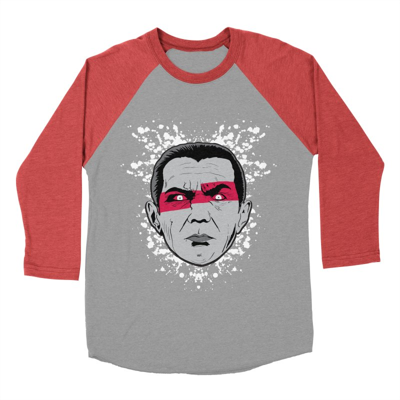 Bela is Red Variant Women's Baseball Triblend T-Shirt by Cold Lantern Collection
