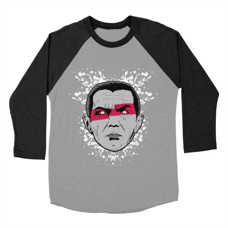 Bela is Red Variant Men's Baseball Triblend T-Shirt by Cold Lantern Collection