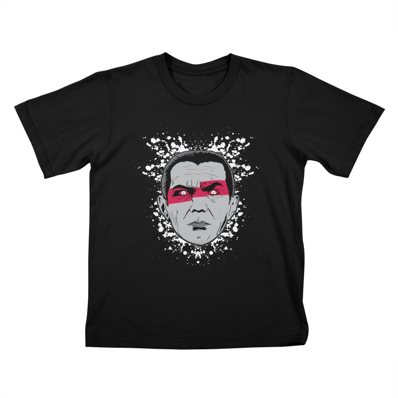 Bela is Red Variant Kids T-Shirt by Cold Lantern Collection