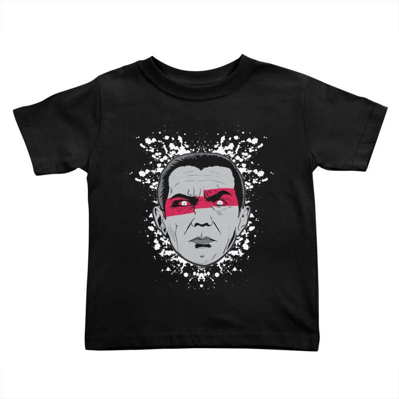 Bela is Red Variant Kids Toddler T-Shirt by Cold Lantern Collection