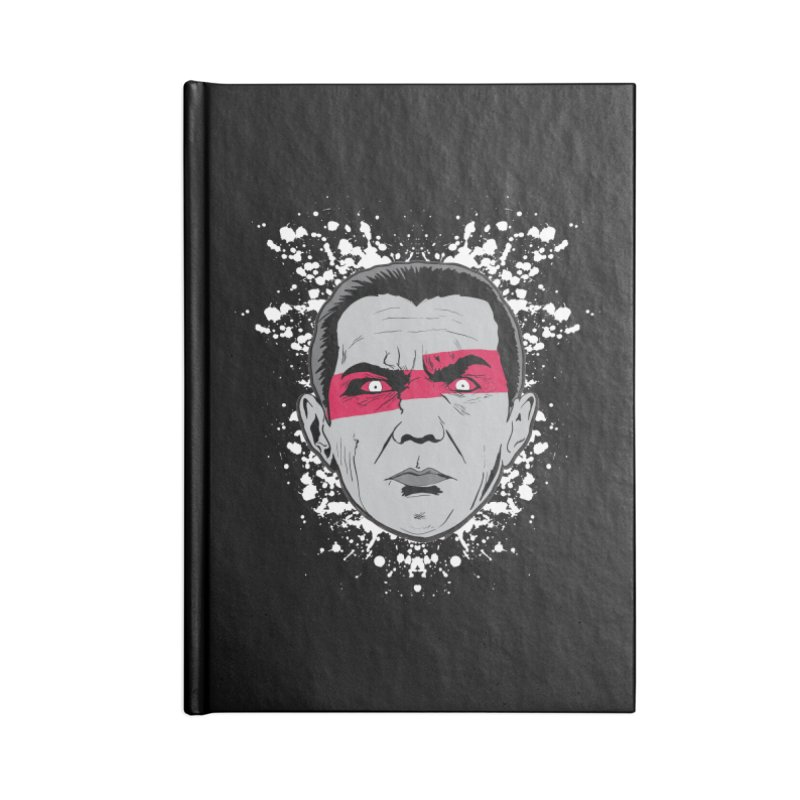 Bela is Red Variant Accessories Notebook by Cold Lantern Collection