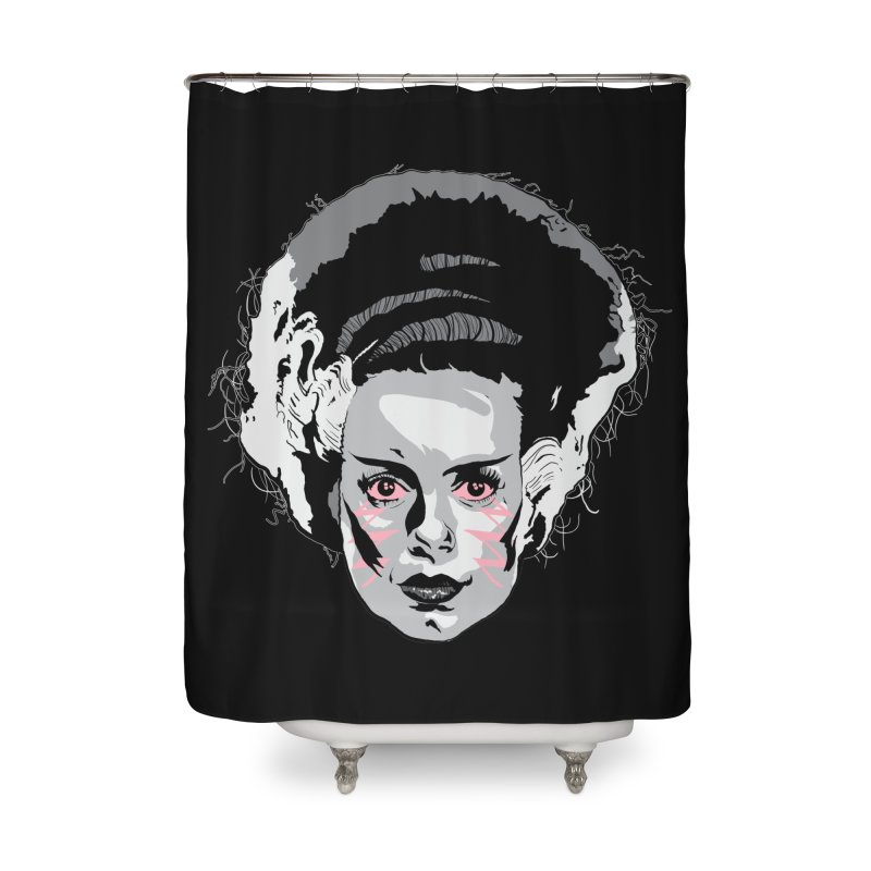 Made Like New Home Shower Curtain by Cold Lantern Collection