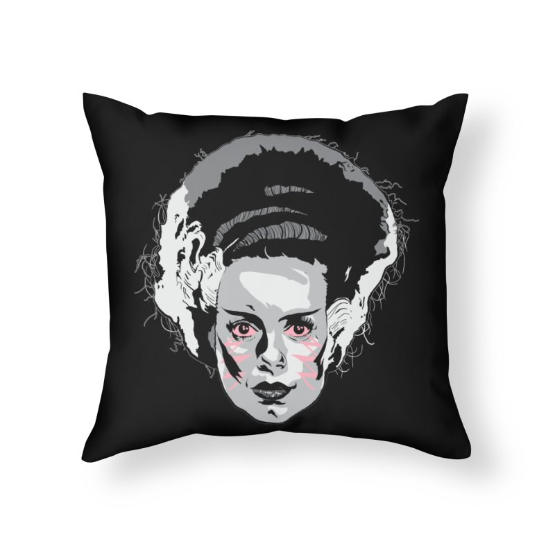 Made Like New Home Throw Pillow by Cold Lantern Collection