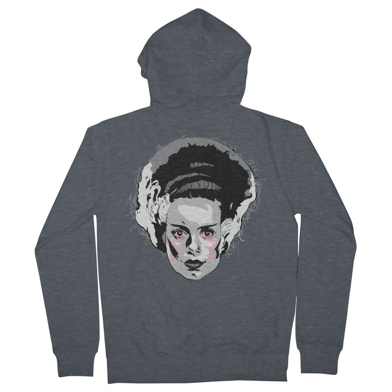 Made Like New Women's French Terry Zip-Up Hoody by Cold Lantern Collection