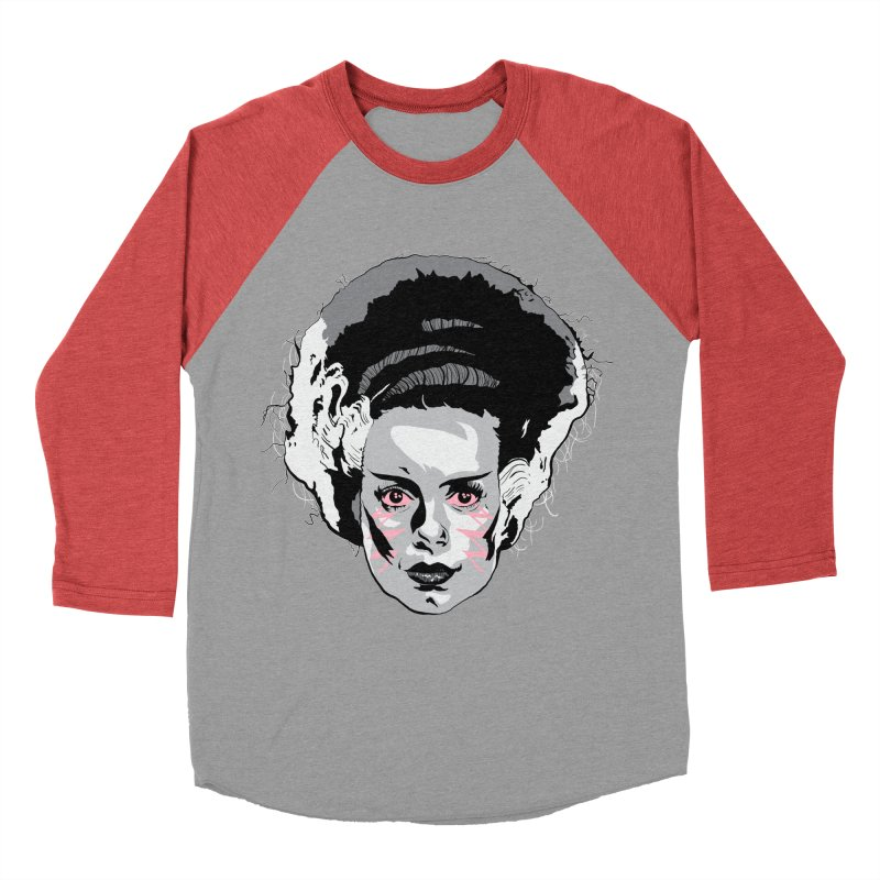 Made Like New Women's Baseball Triblend T-Shirt by Cold Lantern Collection