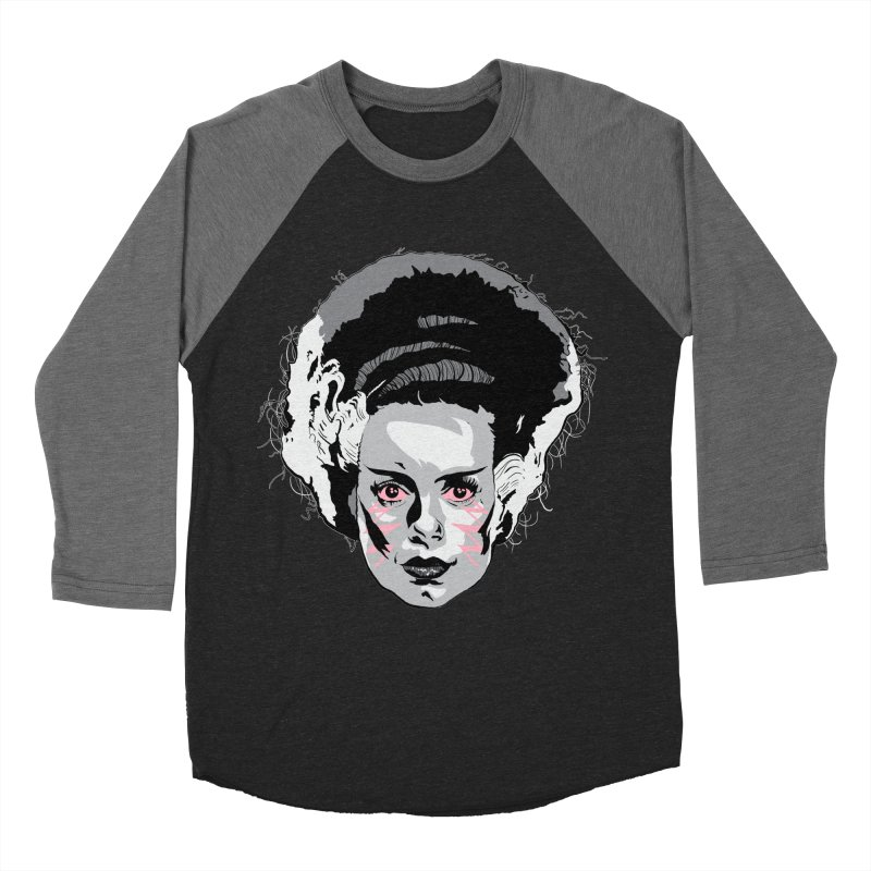 Made Like New Women's Baseball Triblend Longsleeve T-Shirt by Cold Lantern Collection