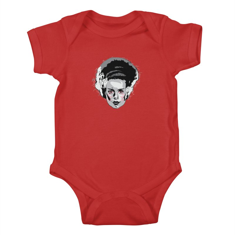 Made Like New Kids Baby Bodysuit by Cold Lantern Collection