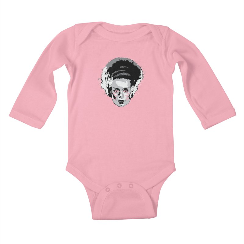 Made Like New Kids Baby Longsleeve Bodysuit by Cold Lantern Collection