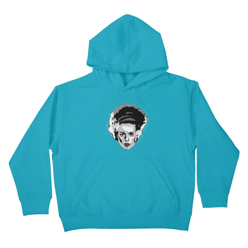Made Like New Kids Pullover Hoody by Cold Lantern Collection