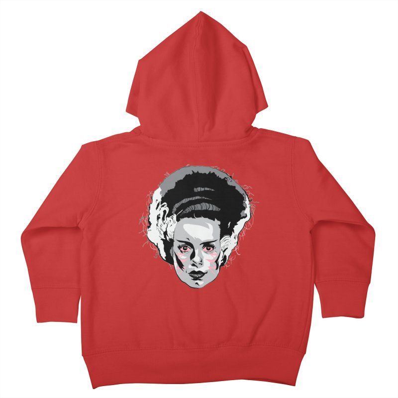 Made Like New Kids Toddler Zip-Up Hoody by Cold Lantern Collection