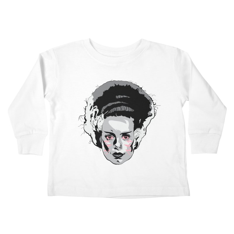 Made Like New Kids Toddler Longsleeve T-Shirt by Cold Lantern Collection