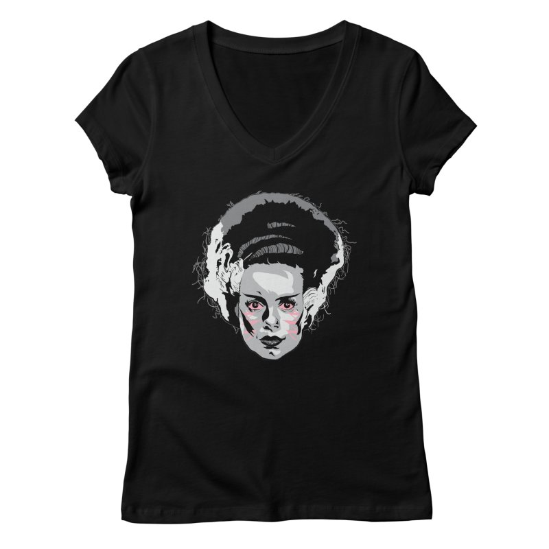 Made Like New Women's V-Neck by Cold Lantern Collection